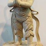 Mẫu tượng Thiện Tài (Kim Đồng)