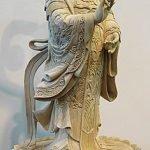 Mẫu tượng Long Nữ (Ngọc Nữ)