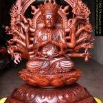 Mẫu tượng Phật Mẫu Chuẩn Đề