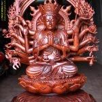 Thư ngỏ cúng dường Hệ thống tượng Phật gỗ 1.1-1.3m - Chùa Bình Dân, tỉnh Hưng Yên