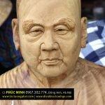 Tâm Thư Công đức Trùng tu tượng nhà Tổ - Chùa Hòa Phúc, Hà Nội