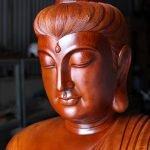 Mẫu tượng Phật Thích Ca lối Phật giáo Nguyên Thủy