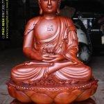 Mẫu tượng Phật A Di Đà