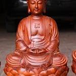 Tâm thư kêu gọi tạc Đại tượng Phật A Di Đà - Chùa Tân Hải, TP. Hà Nội
