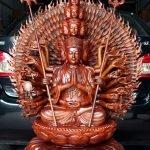 Mẫu tượng Thiên Thủ Thiên Nhãn Thập Nhất Diện Quan Thế Âm Bồ Tát, 42 Thủ ấn