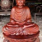 Phát tâm cúng dường 5 tượng Phật Thích Ca - Chùa Long Vĩnh, tỉnh Trà Vinh