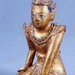 Nhóm tượng gỗ Đông Nam Á lưu giữ tại Bảo tàng Lịch sử quốc gia