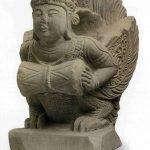 Những tác phẩm điêu khắc đá chùa Phật Tích lưu giữ tại Bảo tàng Lịch sử quốc gia