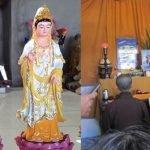 Kêu gọi phát tâm cúng dường - Tịnh Thất Đàm Long, tỉnh Bình Thuận