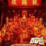 Thái Bình mất cắp 6 pho tượng cổ ở chùa Hưng Quốc
