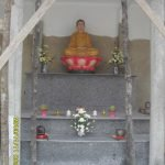Ấn Tống Tượng Phật Cúng Dường Tam Bảo tượng Tây Phương Tam Thánh - Chùa An Mỹ, tỉnh Quảng Nam