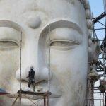 Bài 1: Từ mẫu tượng Phật Trúc Lâm Tây Thiên kém thẩm mỹ, nghĩ về tượng Phật lộ thiên