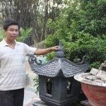 Người tạc tượng Phật ở ấp Chánh