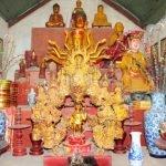 Thư kêu gọi xây chùa và tượng Bồ Tát Quán Thế Âm - chùa Thiên Phúc, tỉnh Hải Dương
