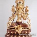 Tượng Lục Độ Phật Mẫu Tara lối Mật Tông