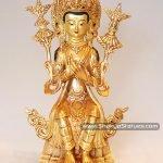 Tượng Phật Di lặc lối Mật tông