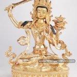 Văn Thù Sư Lợi Bồ Tát -Mạn Thù Sư Lợi (Manjushri)