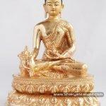 Tượng Phật Dược Sư lối Mật tông