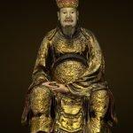 Mẫu tượng Ngọc Hoàng Thượng Đế
