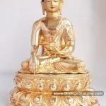 Tượng Phật Thích Ca lối Mật tông