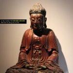 Tượng Phật A Di Đà thế kỷ 19, thời Nguyễn