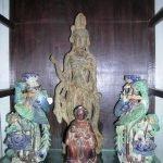 Ấn tượng mỹ thuật Phật giáo trên gốm sứ 3 miền