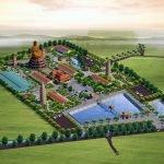 Phát Tâm Xây Dựng Đại Tượng Phật A Mi Đà Vì Hòa Bình Thế Giới - Chùa Khai Nguyên, Hà Nội