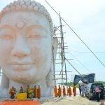 """Hãy cùng hòa âm, lên tiếng về mẫu đầu tượng Phật """" Quốc thái dân an Phật đài"""""""