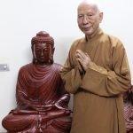 Tôn tượng Bổn sư Thích Ca Mâu Ni Phật lối Thiền tông