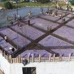 [Cập nhật] Đổ bê tông sàn tầng 3 đại tượng phật A Di Đà tại chùa Khai Nguyên