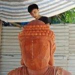 Kêu gọi Phát tâm cúng dường Tượng Phật Thích Ca gỗ cao 3.2m - Chùa Minh Hiệp, tỉnh Đồng Nai