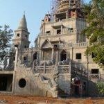 [Cập nhật] Bảo Tháp Xá-lợi Tại Tổ Đình Bửu Long Sau Hai Năm Xây Dựng