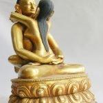 """Tượng Phật """"lạ"""" dưới góc nhìn của giáo sư Mật tông nước ngoài"""