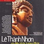 Lê Thành Nhơn và điêu khắc tượng Phật