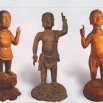 Tượng Phật đản sinh trong di sản văn hóa của dân tộc