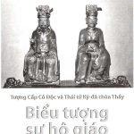 Tượng Cấp Cô Độc và Thái tử Kỳ Đà chùa Thầy