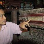 Bí ẩn tượng Quan âm chùa Bút Tháp: Dòng chữ tiết lộ niên đại tượng cổ