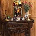 Thư ngỏ thỉnh tượng Phật cho Tịnh thất Bồ Đề, tỉnh Khánh Hòa