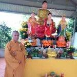Kêu gọi cúng dường Tây Phương Tam thánh gỗ 1.4m - chùa Đạo Thành, tỉnh Bà Rịa Vũng Tàu