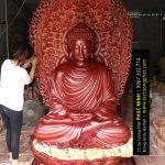 Tôn tượng Phật Thích Ca lối Thiền tông