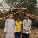 Phật giáo Khánh Hòa kêu gọi cứu trợ sau bão số 12