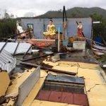 Kêu gọi Giúp Tịnh xá bị sập do bão 12, 11/2017 -Tịnh xá Ngọc Kim, tỉnh Khánh Hòa