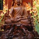 Tôn tượng Phật Hoàng Trần Nhân Tông