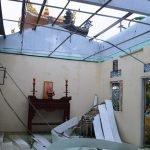 Khánh Hòa: Chùa Đào Viên, Linh Quang bị bão số 12 tàn phá