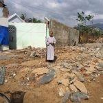 Kêu gọi giúp Tịnh thất Viên Minh, tỉnh Khánh Hòa bị bão đánh sập thành Chánh điện, nhà Chúng, nhà Khách