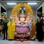 Hoan hỷ thông báo Chùa Quang Minh - tỉnh Quảng Nam đã thỉnh được bộ tượng cao 2.5m