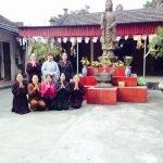 Tâm thư phát tâm cúng dường tượng Phật gỗ 2m - chùa Quang Linh, Hải Phòng