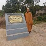 Phật tử đã đến khảo sát và xác thực thông tin Chùa Đa, TP. Hải Phòng