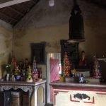 Tâm thư cúng dường tượng Quan âm và Hộ pháp - chùa Quang Khánh, tỉnh Thái Bình