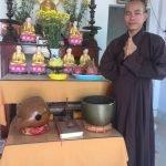 Tâm thư kêu gọi phát tâm hệ thống tượng - Tịnh thất Hiệp Hòa, tỉnh Ninh Thuận